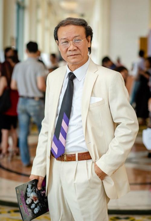 NSƯT Nguyễn Hải đảm nhận vai ông Cấn trong Quỳnh búp bê.