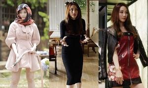 Bóc giá đồ hiệu Ngân Khánh mặc trong 'Quý cô thừa kế'