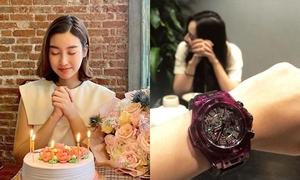 Đón tuổi 23, Đỗ Mỹ Linh được Mai Phương Thúy tặng đồng hồ 2 tỷ đồng