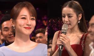 Nhan sắc chưa qua bộ lọc ảnh của các sao nữ ở giải Kim Ưng