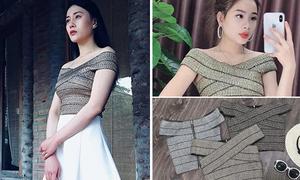 Cơn sốt áo, váy giá rẻ giống 'Quỳnh Búp bê' giúp shop online đắt khách