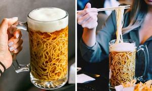 Những món ăn độc lạ mới xuất hiện thử thách vị giác