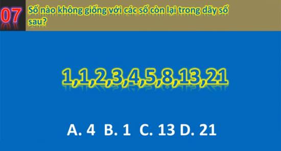 Chỉ số IQ của bạn được bao nhiêu? - 6
