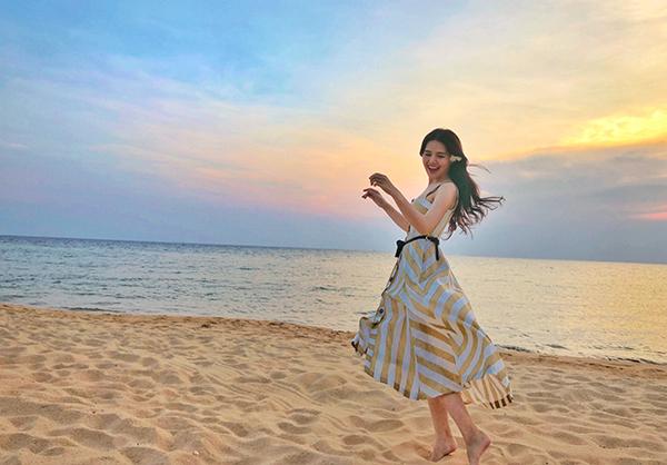 Bộ ba đình đám Phanh Lee - Huyền Lizzie - Thu Hoài diện chung dress code - 11