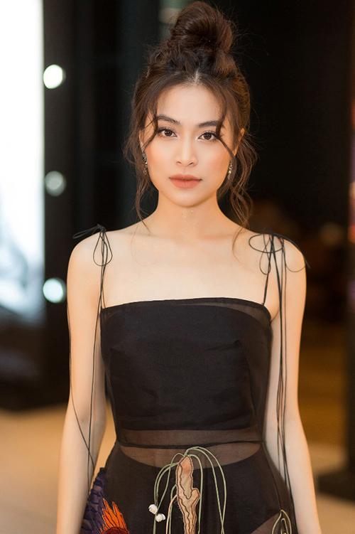 Dàn sao đến chúc mừng Hoàng Thùy Linh ra mắt MV - 1