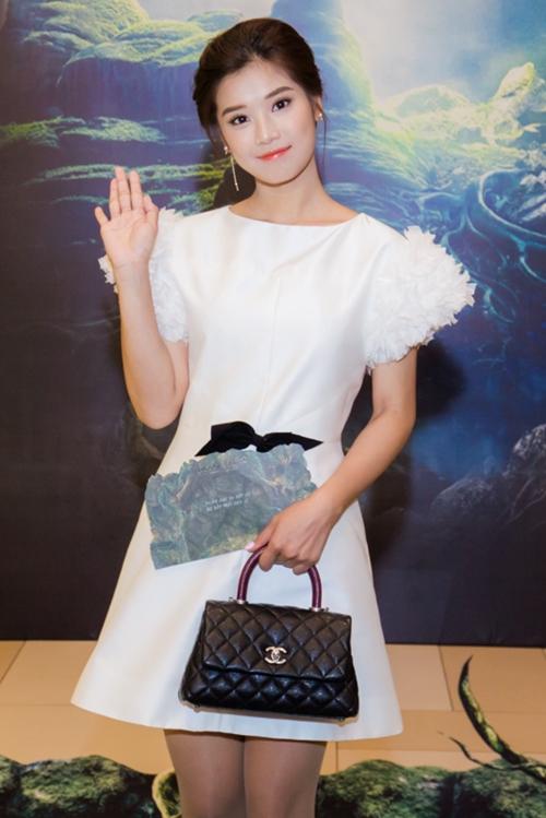 Ca sĩ - diễn viên Hoàng Yến Chibi.