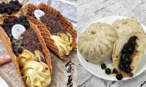 'Sốt xình xịch' với những món ăn nghìn like từ trân châu đường đen