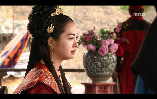 Đoán phim cổ trang Hàn qua nhân vật nữ - 9