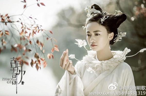 Ngô Cẩn Ngôn đóng vai Đát Kỷ trong phim.
