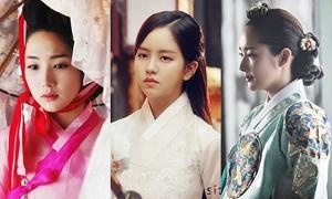 Đoán phim cổ trang Hàn qua nhân vật nữ