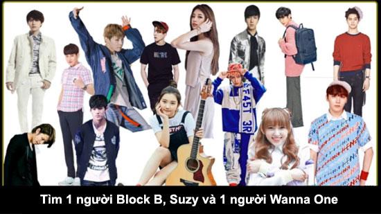 Thử thách tìm thành viên Kpop trong đám đông (2) - 1