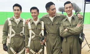 Bom tấn của Song Seung Hun bị hủy chiếu vì Phạm Băng Băng