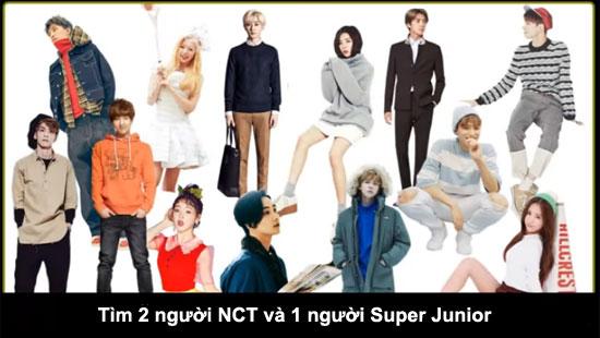 Thử thách tìm thành viên Kpop trong đám đông (2) - 4
