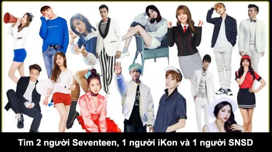 Thử thách tìm thành viên Kpop trong đám đông (2) - 5