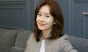 Sao nữ Hàn xin lỗi vì 'say không mở nổi mắt' ở họp báo