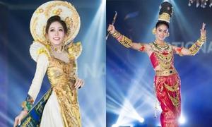 Top 5 trang phục dân tộc được bình chọn nhiều nhất ở Miss Grand International 2018