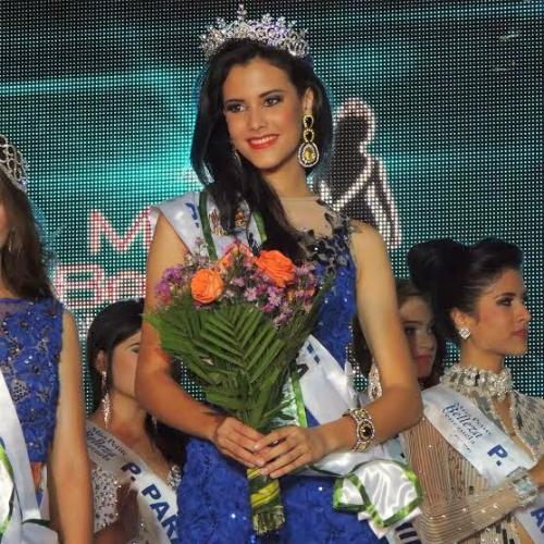 Đại diện Venezueala - Mariem Velazco xuất hiện trong top 3 ứng viên tiềm năng nhất. Nhan sắc Latinh được đánh giá bốc lửa, cuốn hút. Nữ người mẫu sở hữu chiều cao 1m77 từng là gương mặt quen thuộc trên các tạp chí tại quê nhà.