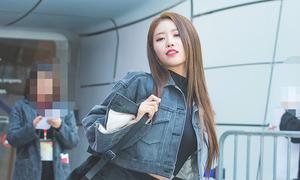Tuần lễ thời trang Seoul: Idol Nhật ghi điểm, Mi Joo tạo dáng quá lố