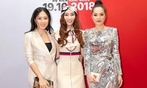 Dàn sao Việt chúc mừng phim của Ngân Khánh - Song Luân