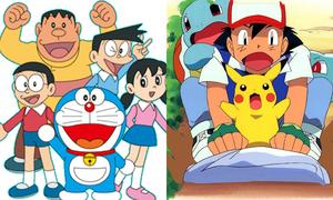 10 phim hoạt hình khiến 9x 'thổn thức' khi nhớ lại