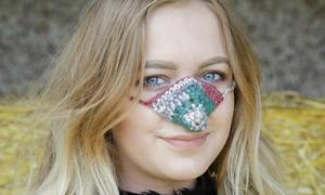 Tất mũi - phát minh mới dành cho những người... sợ lạnh