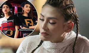 'Banh team' sau 2 tập, Võ Hoàng Yến gọi The Face là 'The Bè lũ'