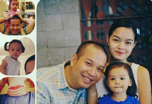 Cả Quang Huy và Phạm Quỳnh Anh đều thường xuyên đăng tải khoảnh khắc hạnh phúc của tổ ấm nhỏ trên trang cá nhân.