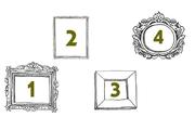 Trắc nghiệm: Lựa chọn một khung ảnh để đọc vị tính cách của bạn