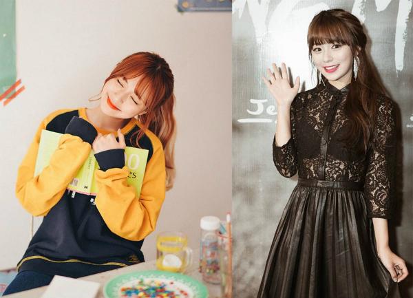 9x là gương mặt mới của làng giải trí xứ Hàn. Cô nàng từng tham gia chương trình thức tế Idol School vào năm 2017 và dừng chân ở top 25.