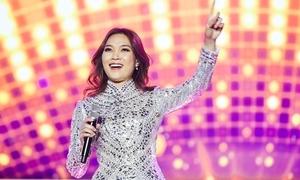 Báo Hàn gọi Mỹ Tâm là 'diva của Việt Nam' sau liveshow ở Seoul