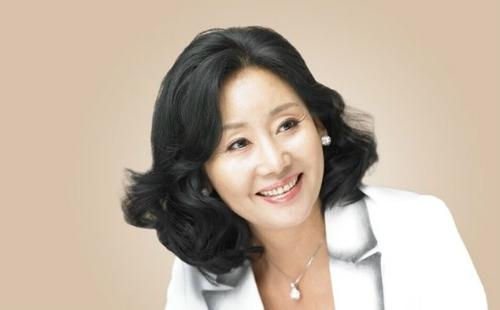 Á hậu Hàn Quốc - Hong Yeo-jin.