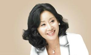 Á hậu Hàn Quốc từng bị chồng ép đóng phim 'nóng' để trả nợ