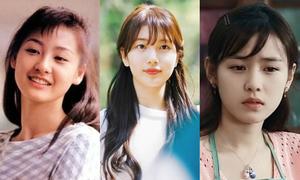 7 mỹ nhân từng được trao danh hiệu 'tình đầu quốc dân' của Hàn Quốc