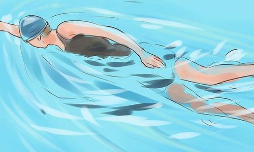 Có nên đi bơi khi đang 'đến ngày'?