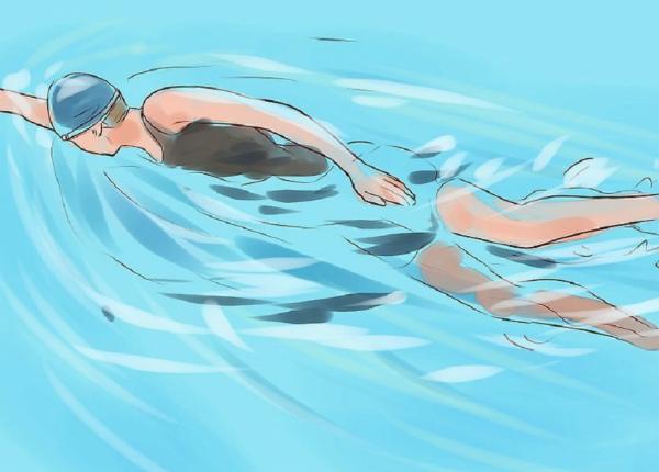 Có nên đi bơi khi đang đến ngày ?