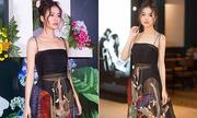 Hoàng Thùy Linh bị chê chọn nội y kém duyên, váy in hình nhạy cảm