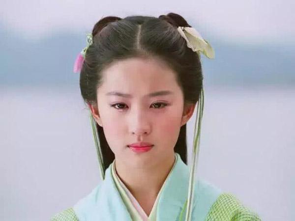 Trong quá khứ, Lưu Diệc Phi thường đóng những vai hiền lành, trong sáng.