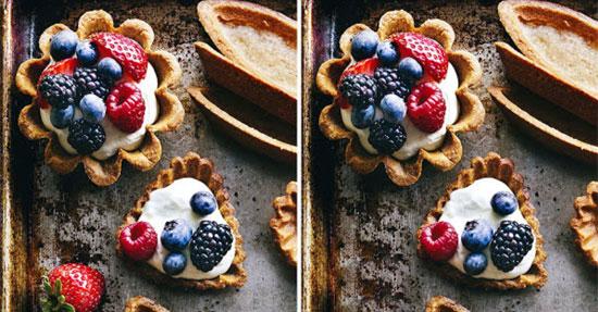 Mê mẩn đồ ăn ngon, bạn có nhận ra điểm khác biệt? (2) - 2