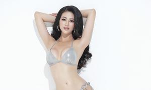 Phương Khánh tiết lộ bí quyết giành Huy chương Bạc phần thi bikini tại Miss Earth
