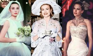 Những bộ váy cưới quyến rũ nhất màn ảnh Hollywood