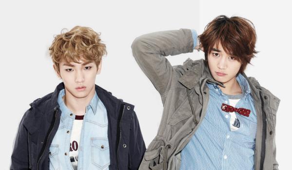 Key và Min Ho của SHINee.