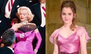 Những chiếc đầm hồng trên màn ảnh Hollywood nổi tiếng nhất mọi thời đại