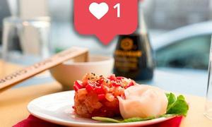Ăn trưa miễn phí bằng cách đổi follow trên mạng xã hội