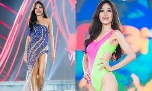 Trước giờ G, Phương Nga vươn lên dẫn đầu bình chọn tại Miss Grand International