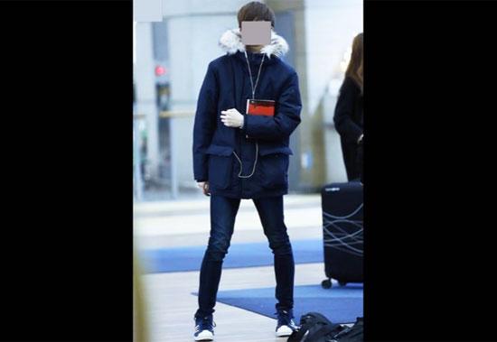 Thời trang sân bay sành điệu này là của idol nào? (2) - 1