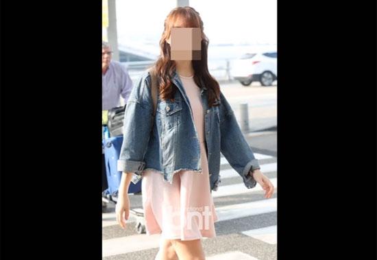 Thời trang sân bay sành điệu này là của idol nào? (2) - 2