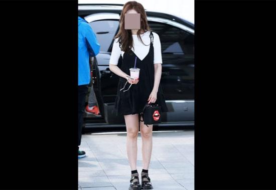 Thời trang sân bay sành điệu này là của idol nào? (2) - 4