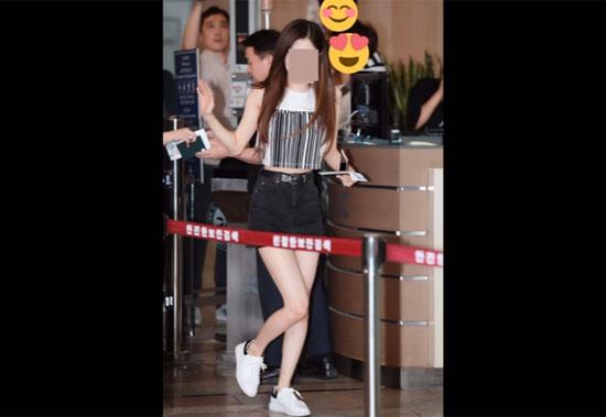 Thời trang sân bay sành điệu này là của idol nào? (2) - 6