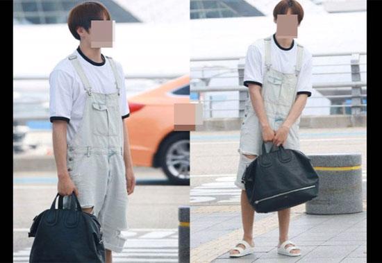 Thời trang sân bay sành điệu này là của idol nào? (2) - 7