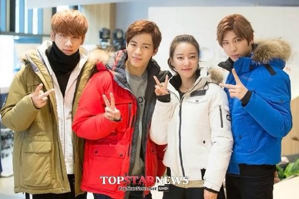 10 lần xuất hiện bất ngờ trong drama của các ca khúc Kpop - 7